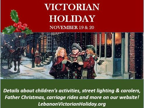 Victorian Holiday Festival