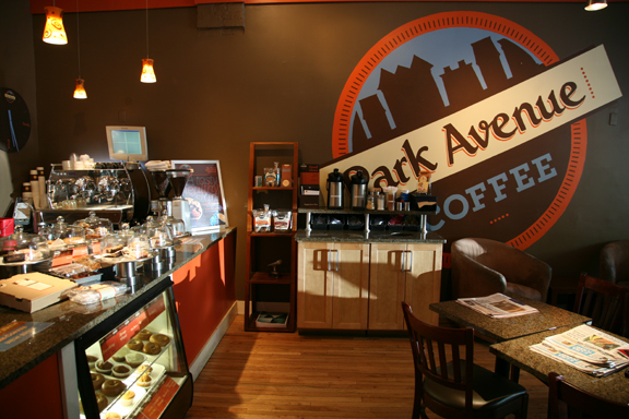 Park Avenue Coffee Opening On The Hill