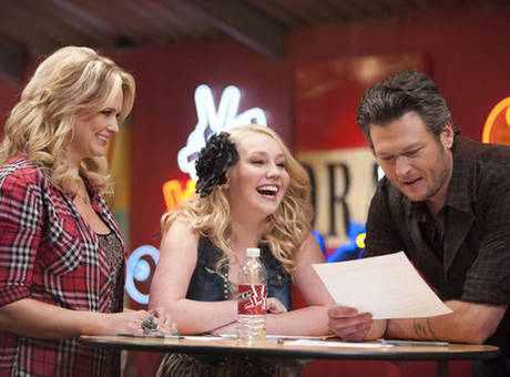 Great Country Music Reality Show Performances