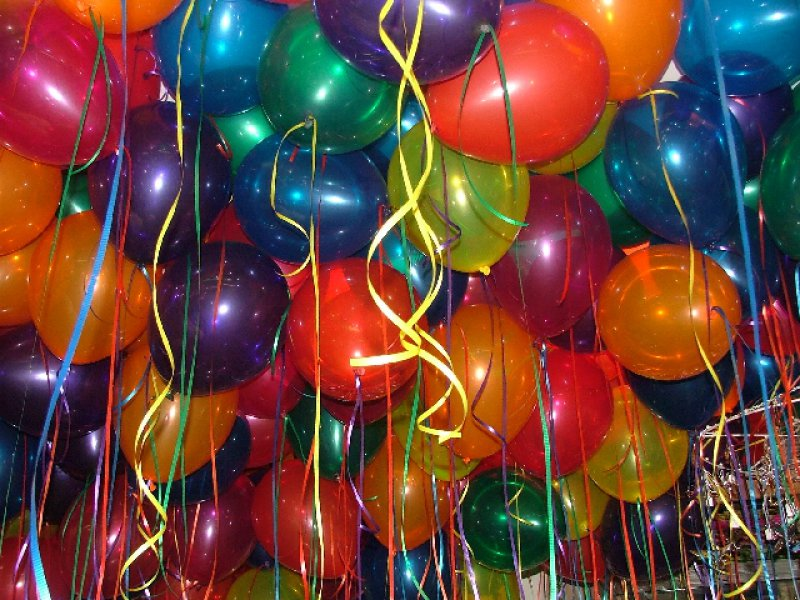 Helium Shortage May Be The End Of The Party Balloon
