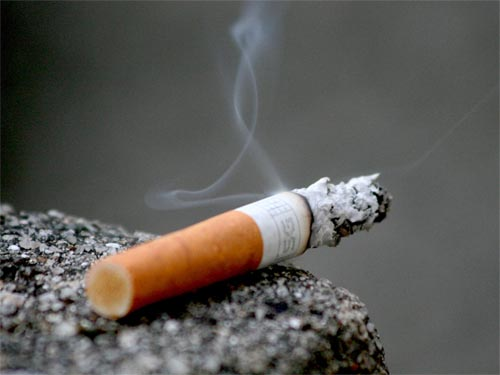 Do Smokers Take A Class In Being Inconsiderate?