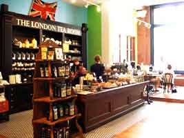 The London Tea Room…Mmm Good Tea