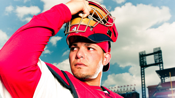 Vote For Yadi. . . Because He Deserves It