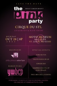 pink party stl 2013