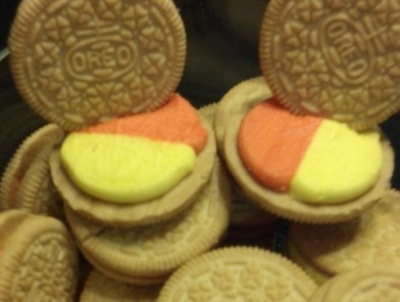 Candy Corn Oreos and Candy Corn M&Ms…Um, Yes They're Real