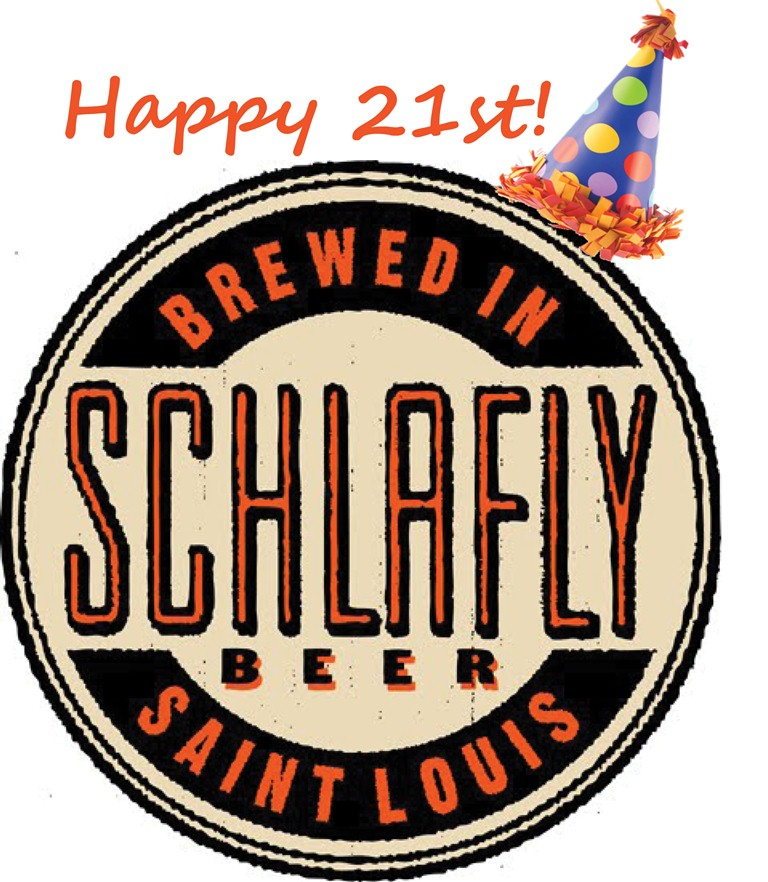 Schlafly Turns 21