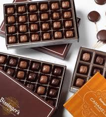 Bisssingers chocolate
