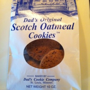 Dad's, St. Louis, Oatmeal, Scotch Oatmeal, Cookies