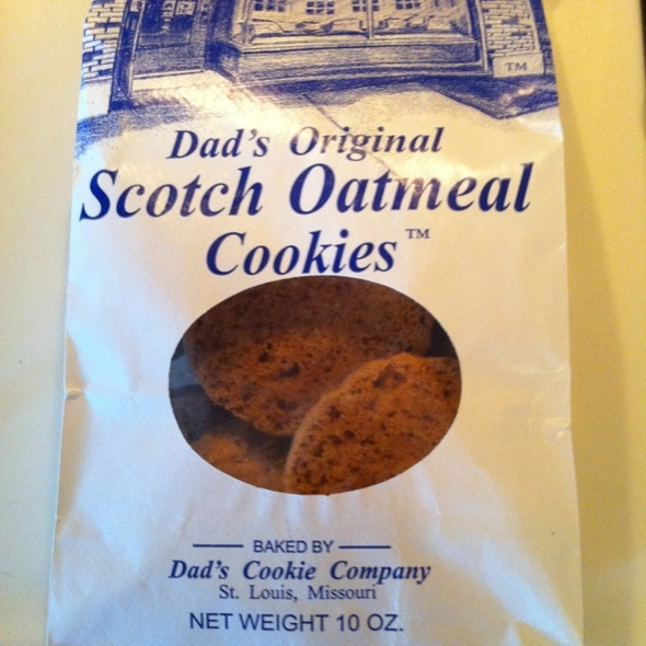 Dad's, St. Louis, Oatmeal, Scotch Oatmeal, Cookies