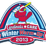 st. louis cardinals winter warm-up 2013