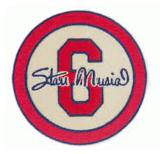 Stan Musial Patch