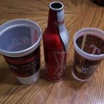 baseball souvenir cups