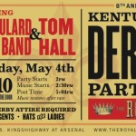 kentucky derby party at the royale