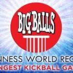 longest kickball game