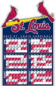 St. Louis Cardinals schedule