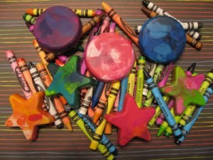 recycled crayons 004