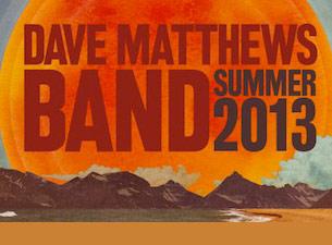 Dave Matthews Band Ticket Contest