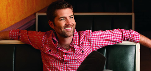 Josh Turner Plays Downtown St. Louis Tonight
