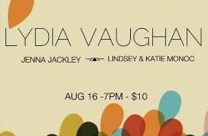The Merge Presents Lydia Vaughan