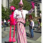 citygarden flamingo festival