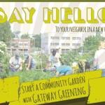 gateway greening