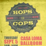 hops for cops