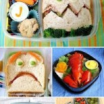 Fun sandwich ideas