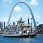 gateway arch riverboat