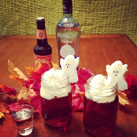 Pumpkin Pie Drinks