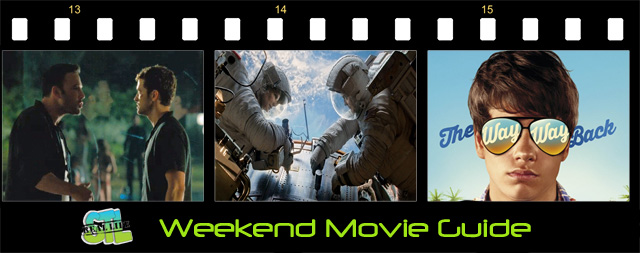 Weekend Movie Guide: October 3, 2013