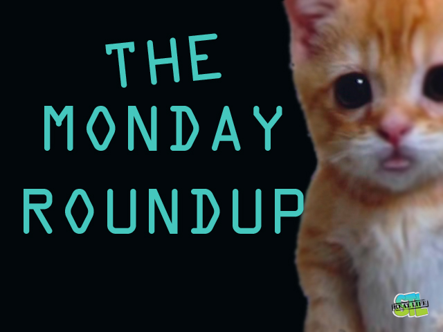 The Monday Roundup