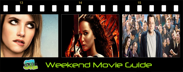 Weekend Movie Guide: (11/21/13)