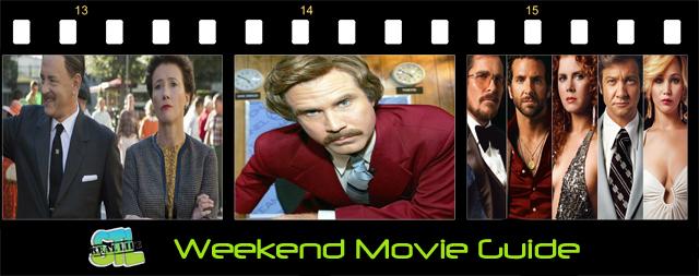 Weekend Movie Guide (12/19/13)