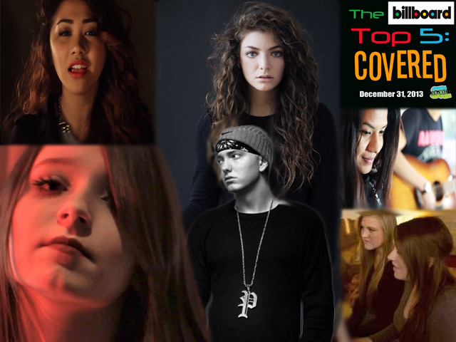 The Billboard Top 5: Covered (12/31/2013)