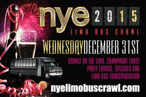 limo bus crawl