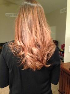 Natural LUSH Hair