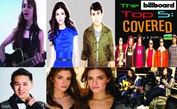 The Billboard Top 5: Covered (1/7/2014)