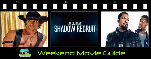 Weekend Movie Guide (1/16/2014)