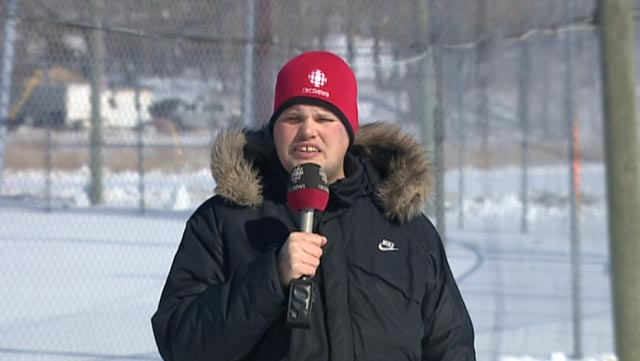 "Frankie MacDonald Says ""Winter Storm To Hit Missouri"""