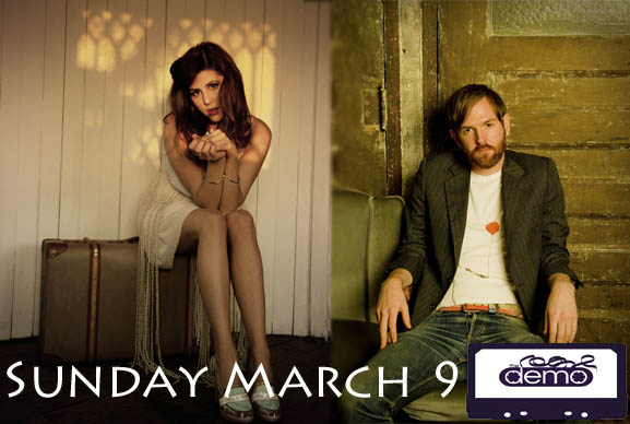 Jillette Johnson and Wakey!Wakey! Play The Demo This Sunday