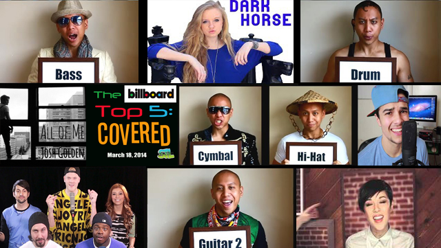 The Billboard Top 5: Covered (3/18/14)