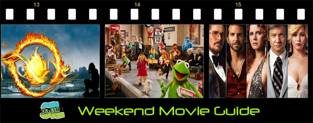 Weekend Movie Guide (3/20/14)