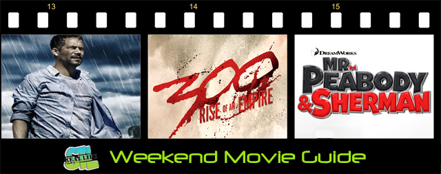 Weekend Movie Guide (3/6/14)