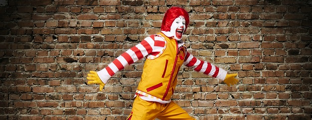 "Ronald McDonald: Makeover or ""McLife Crisis""?"