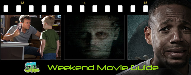 Weekend Movie Guide: Transcendence, A Haunted House 2, Heaven Is for Real