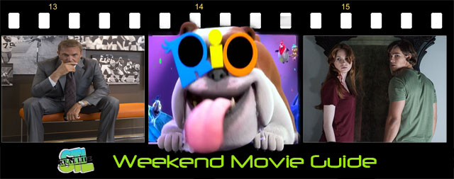 Weekend Movie Guide: Rio 2, Draft Day and Oculus