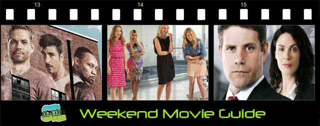 Weekend Movie Guide: Other Woman, Quiet Ones, Brick Mansions, Locke