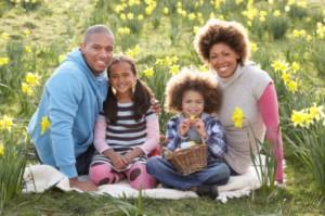 family-easter
