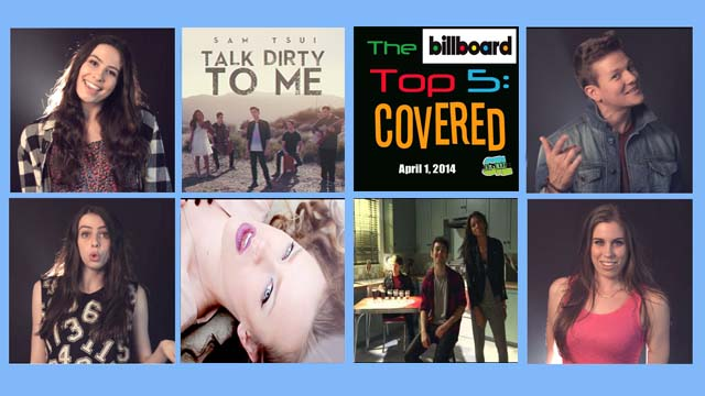 The Billboard Top 5: Covered (4/1/14)