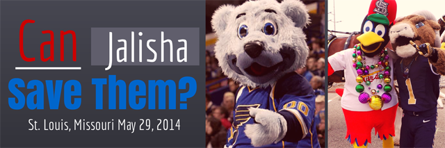 Make-A-Wish Missouri is making Jalisha's wish come true today in St. Louis